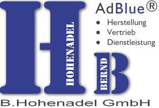 ADBLUE Hersteller B. Hohenadel GmbH
