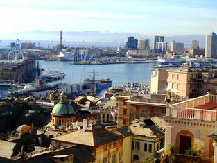 гид в генуе, экскурсии по Генуе для круизников