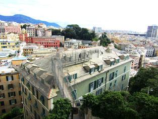 гид в генуе, экскурсии по Генуе