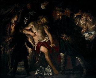 Gioacchino Assereto - La morte di Catone