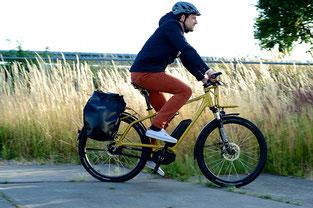 Reise e-Bike von blueLABEL