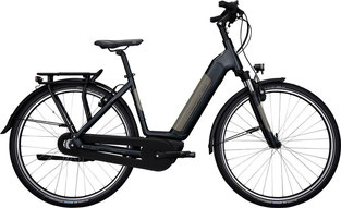 Hercules Montfoort City e-Bike e-Bike 2018