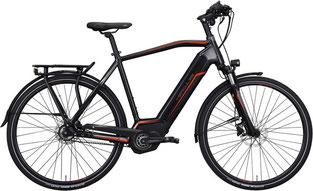 Hercules Futura Sport Trekking e-Bike 2020
