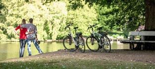 e-Bike und Akku