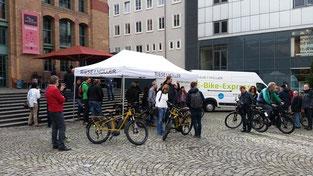 e-Bike Neuheiten Riese & Müller e-motion e-Bike Welt Düsseldorf