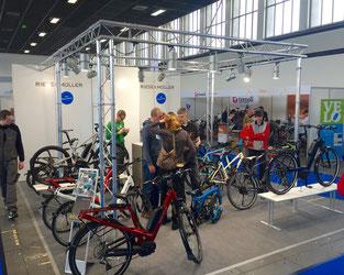 Velo Berlin mit der e-motion e-Bike Welt Berlin-Mitte