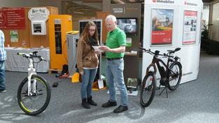 e-motion Kleve auf der Immobilia in Wesel