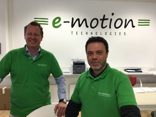 Neueröffnung e-motion e-Bike Welt Bielefeld