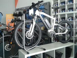 BMW Cruise e-Bike eingetroffen in Ulm