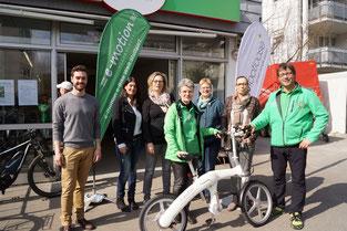 Eröffnungsangebot: Corratec e-Bike