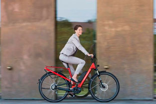 e-Bikes: So halten Pendler sich fit
