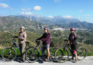 e-motion testet e-Bikes in Andalusien