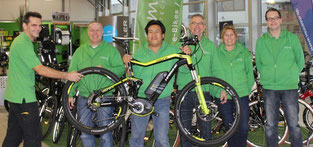 e-Bike Wartung beim e-Bike Fachhändler