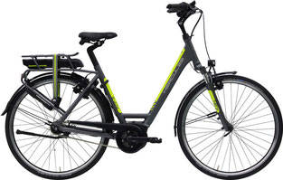Hercules E-Joy City e-Bikes 2018