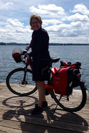 Mit dem e-Bike an die Ostseeküste