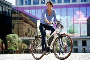 Gute Testergebnisse für Bosch e-Bike Akkus