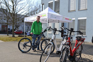 e-motion Würzburg informiert über e-Bike Leasing