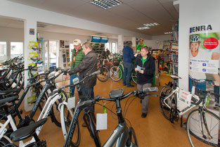 Ausbau im e-Bike Shop Bonn abgeschlossen