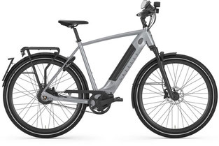 Gazelle Bosch Ultimate T10 HMB City e-Bike 2017