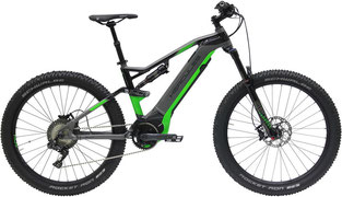 Hercules NOS Fully e-Mountainbike 2019