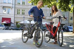 e-Bike als Ersatz fürs Auto