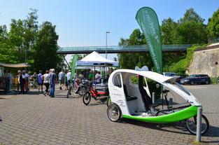 Fahrradsommer der Industriekultur