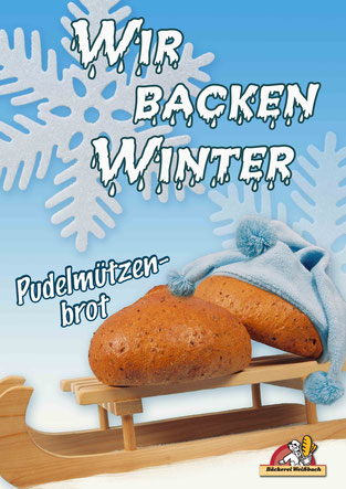 Bäckerei Weißbach Pudelmützenbrot