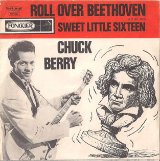 Chuck Berry「Roll Over Beethoven」