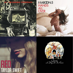 Taylor Swift「Red」etc