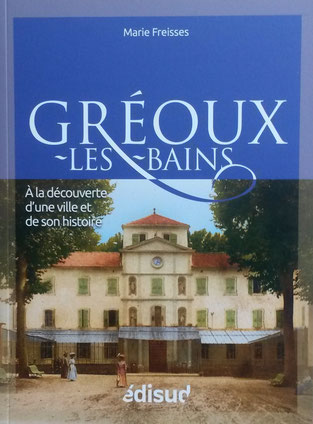Gréoux les Bains, le livre