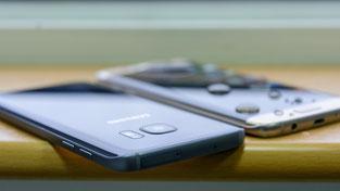 Samsung Galaxy S7 und S7 Edge wasserdicht