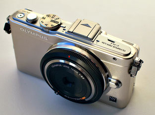 Olympus Body Cap Lens BCL 15/8.0