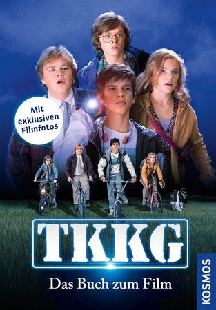 TKKG, Film, Buch zum Film, Roman