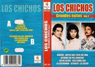 LOS CHICHOS Grandes éxitos Vol 2   dinero ....
