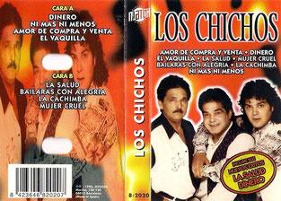 LOS CHICHOS  Dinero - Ni más ni menos - Amor de compra y venta