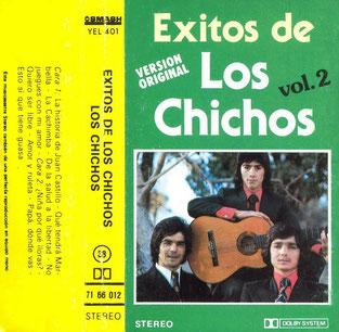 Éxitos de Los Chichos vol. 2