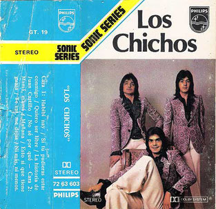 SONIC SERIES LOS CHICHOS 1976