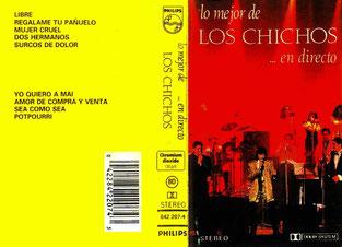 LOS CHICHOS lo mejor en directo