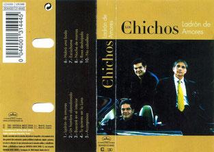 """LOS CHICHOS """"Ladrón de amores"""""""