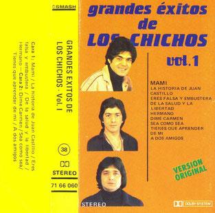 Grandes éxitos de Los Chichos/ Vol. 1