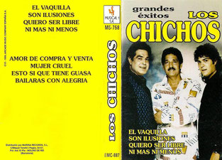 grandes éxitos LOS CHICHOS