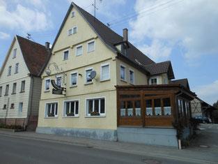 Landgasthof Hecht Neustetten-Remmingsheim
