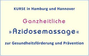 Ganzheitliche Azidosemassage (Tiefen-Gewebsmassage), www.basenfasten-hamburg.net