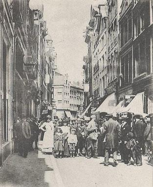 Kalverstraat 1905-1910