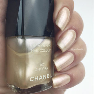 Swatch CHANEL ANGORA 107 by LackTraviata