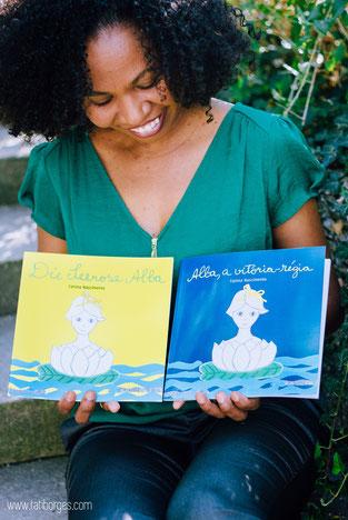 Fatima Nascimento - brasilianische Kinderbuchautorin