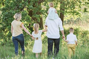 Allergische Eltern bekommen oft allergische Kinder