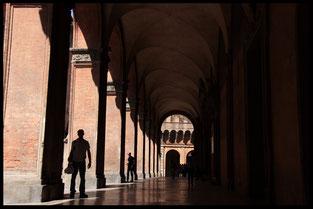 Bologne, voyage à vélo, bike touring