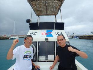 石垣島でのんびりダイビング「海中は楽園」