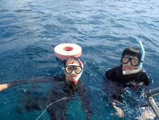 石垣島でのんびりダイビング「体験ダイビングDAY」